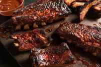 Smoked BBQ Ribs